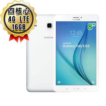 Samsung Galaxy Tab E 8.0 T3777 LTE 四核心 平板電腦