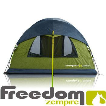 Zempire Camping 紐西蘭-坦帕 二人車後帳玻纖柱-UV