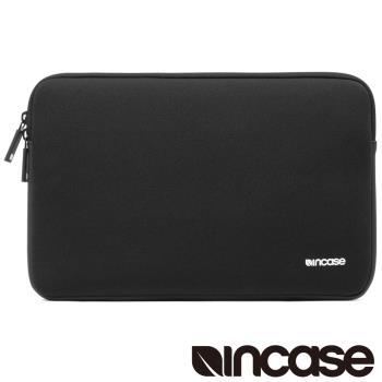 【INCASE】Neoprene Classic Sleeve 12吋 經典尼龍防震保護筆電內袋 -黑