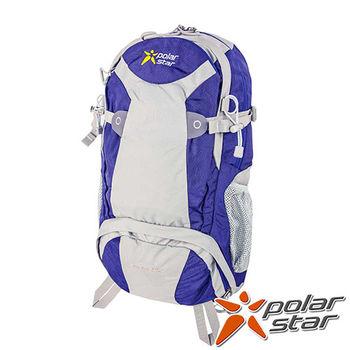 PolarStar 透氣後背包|登山背包 35L 『深藍』P15804