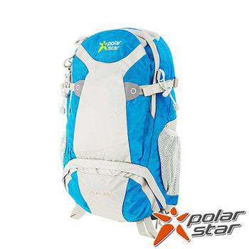 PolarStar 透氣後背包|登山背包 35L 『藍』P15804