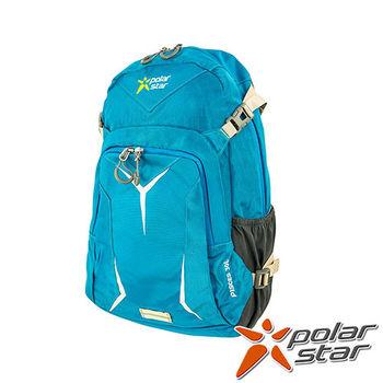PolarStar 透氣後背包|自行車背包 30L 『藍』 P15803 登山背包