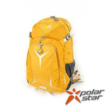PolarStar 透氣後背包|自行車背包 30L 『黃』 P15803 登山背包