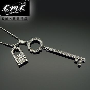 KMK鈦鍺精品《秘境》服裝配飾項鍊