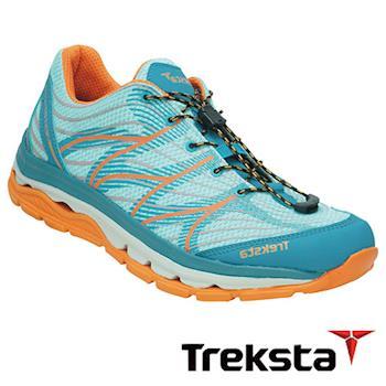 Treksta MEGA WAVE 女慢跑鞋 水藍綠  KR16AW