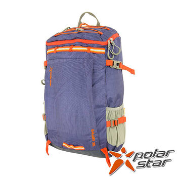 PolarStar 32L休閒背包 P15816 『深藍』 露營 旅遊 戶外 登山