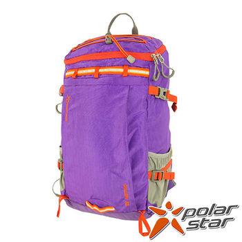 PolarStar 32L休閒背包 P15816 『紫』 露營 旅遊 戶外 登山