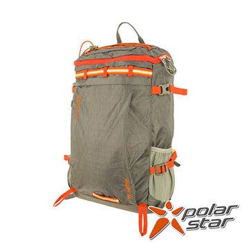 PolarStar 32L休閒背包 P15816 『灰』 露營 旅遊 戶外 登山