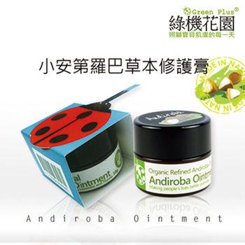 【綠機花園】Andi小安第系列 小安第羅巴草本修護膏10ml