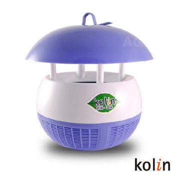 Kolin靜音吸入式捕蚊燈_KEM-EH265