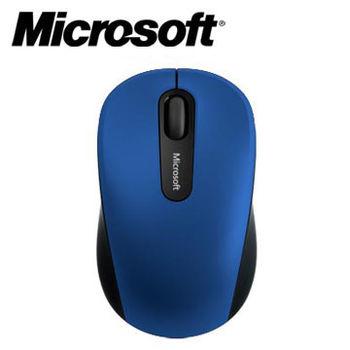 Microsoft 微軟藍牙行動滑鼠 3600(黑.紅.藍)