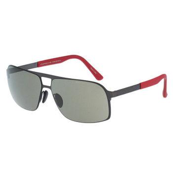Porsche Design保時捷- 太陽眼鏡(鐵灰色)