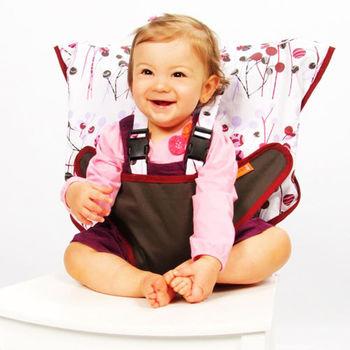 美國My Little Seat可攜式嬰兒安全座椅套-小蒲公英