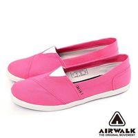 ~美國AIR WALK~Candy甜心懶人帆布鞋 ^#45 女 ^#45 共四色
