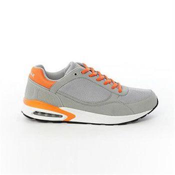 【美國 AIRWALK】舒適透氣縷空AIR休閒慢跑運動鞋(男) -三色