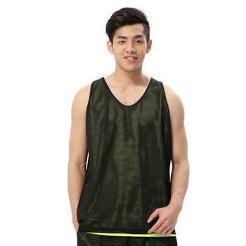 V.TEAM-雙面穿吸排籃球背心-共二色