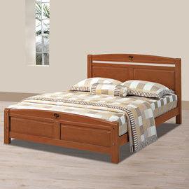 【時尚屋】[UZ6]安麗5尺雙人床UZ6-102-3不含床頭櫃-床墊