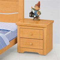 ~ 屋~ UZ6 伊諾林1.7尺檜木色床頭櫃UZ6~96~3