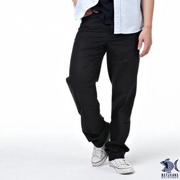 【NST Jeans】390 (5369) 成穩時尚 質挺休閒 黑色長褲 (中腰) 男裝/牛仔褲/褲子/休閒褲/工作褲