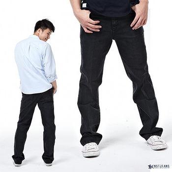 【NST Jeans】390(5367) 中國風 印花 圖騰 牛仔長褲 (中腰) 男裝/褲子/休閒褲/長褲/工作褲