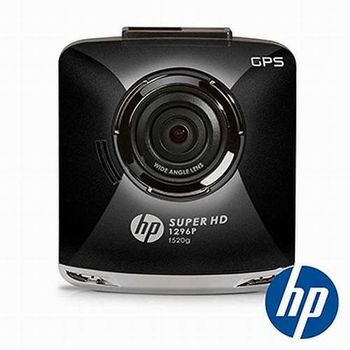 HP惠普 F520G GPS F1.8大光圈超廣角1296P 旗艦級行車記錄器