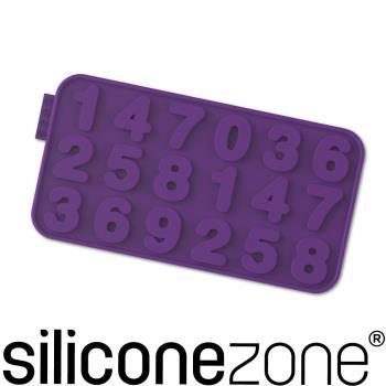 【Siliconezone】施理康耐熱矽膠數字巧克力模
