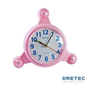 【日本DRETEC】浴室防水時鐘