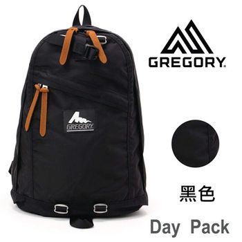 【美國Gregory】Day Pack日系休閒後背包26L-黑色