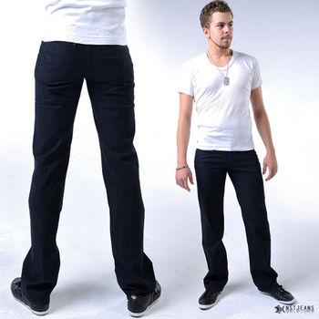 【NST Jeans】380(5379) 牛仔單寧刷色細紋牛仔窄褲(中低腰窄版)男裝/褲子/休閒褲/長褲/工作褲/西裝褲