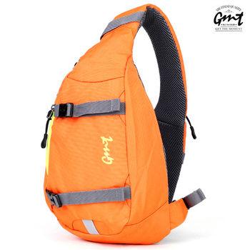 【GMT挪威潮流品牌】單車休閒側背包 (橘色)