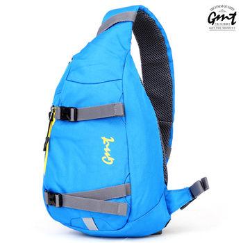 【GMT挪威潮流品牌】單車休閒側背包 (藍色)