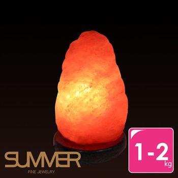 【SUMMER寶石】《1-2公斤》喜馬拉雅山玫瑰鹽燈(考生、上班族開運必備)