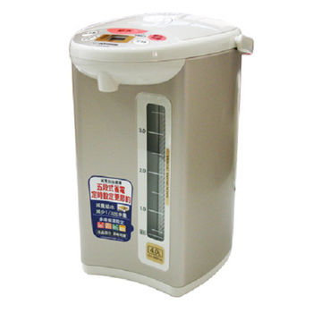 《象印》微電腦4L四段保溫電動熱水瓶CD-WBF40