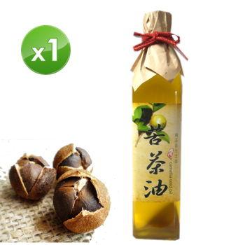 【億佳】梅山合作社生產,手工苦茶油(500ml/入)