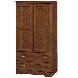 【時尚屋】[UZ6]楓芝林樟木3x7尺衣櫥UZ6-127-2