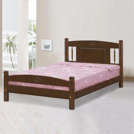 【時尚屋】[UZ6]多莉絲3.5尺圓柱車枳加大單人床UZ6-107-4不含床頭櫃-床墊
