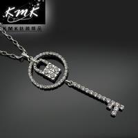 KMK鈦鍺 ~藏心鎖~服裝配飾項鍊