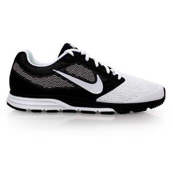【NIKE】AIR ZOOM FLY 2男慢跑鞋- 路跑 健身 馬拉松 黑白