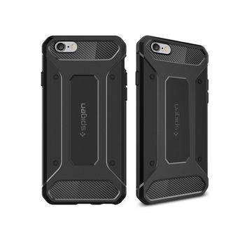 【Spigen】Apple iPhone 6/6S Rugged 防震保護殼