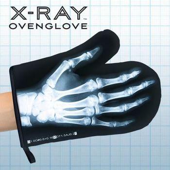 賽先生科學工廠| X光造型隔熱手套