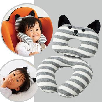 《TOMA‧TOMA》可拆式幼兒造型頸枕