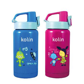 【Kolin歌林】400ml兒童保溫瓶(KPJ-JB401)