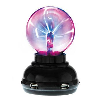 賽先生科學工廠|Plasma 電漿球(四孔USB)