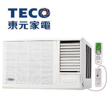 TECO 東元13-18坪右吹窗型冷氣R410A(MW63FR1)