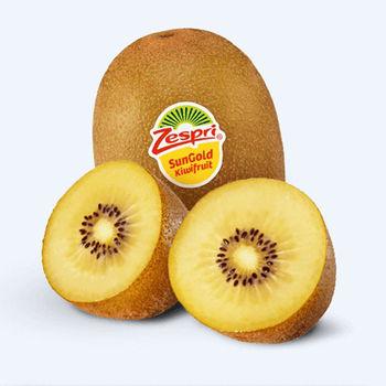 【台北濱江】ZESPRI紐西蘭進口黃金SunGold奇異果1箱(約30~33顆)
