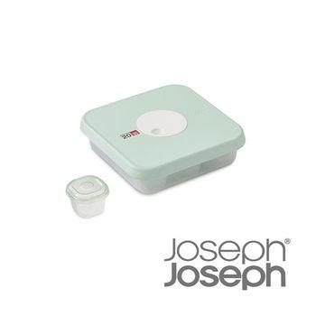 《Joseph Joseph英國創意餐廚》轉鮮日期寶寶副食品保存盒十件組-81043