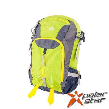 PolarStar 38L健行背包 P15812 綠 .電腦背包.單車背包
