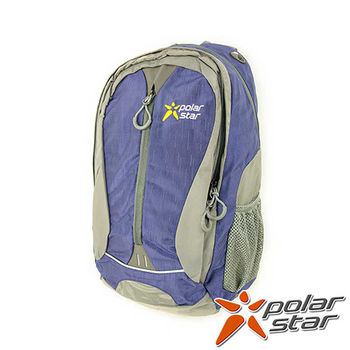 PolarStar 旅行後背包 電腦後背包 25L 『深藍』 P15809 登山背包
