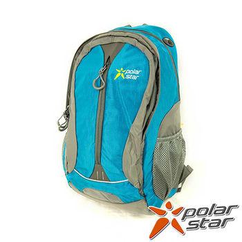 PolarStar 旅行後背包 電腦後背包 25L 『藍』 P15809 登山背包