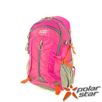 PolarStar 40L 健行背包 P15805 桃紅 露營 旅遊 戶外 登山